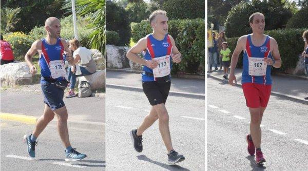 Courir pour une Fleur 2019 (Antibes, 06) - Six podiums pour l'ASPTT Nice Côte d'Azur