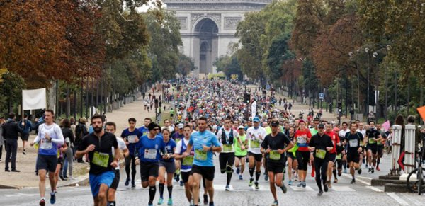 Les 20 km de Paris 2019 avec... Bernard Lefevre !