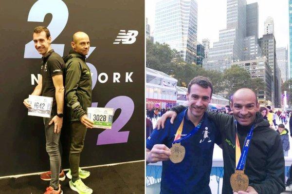 Marathon de New York 2019