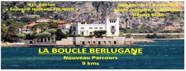 La Boucle Berlugane 2019 (Beaulieu-sur-Mer, 06) - Hugues 3ème, Cyril 7ème