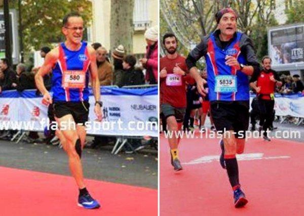 Semi-marathon de Boulogne-Billancourt 2019 (92) - Karim Belkhadem 3ème Master 3