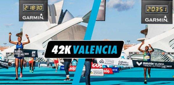 Marathon de Valence 2019 (Espagne)