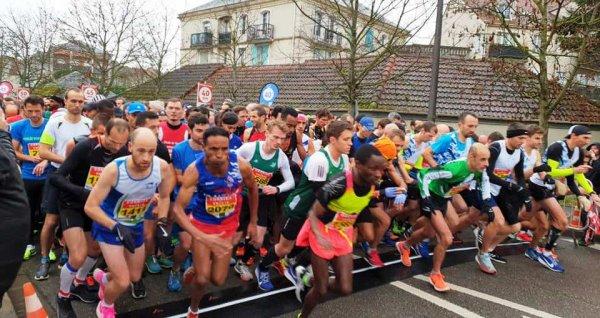 10 km de la Corrida de Thiais 2019 (Val-de-Marne)