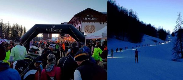 Snow Trail du Nouvel An 2020 - Valberg (06)