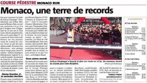 Monaco Run 2020