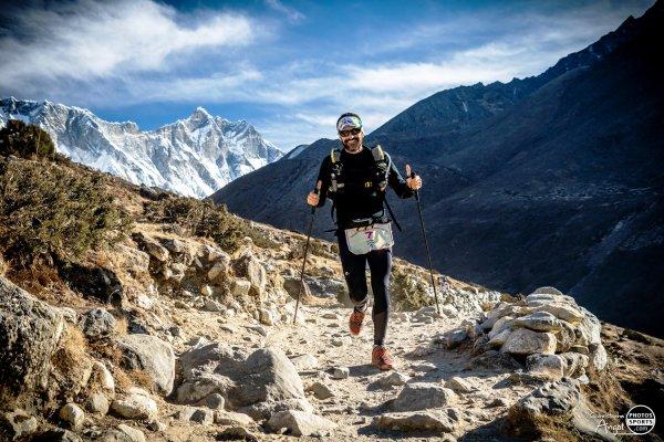 Solukhumbu Trail 2019 (Népal) - Julien Carlier sur les traces de Dawa Sherpa
