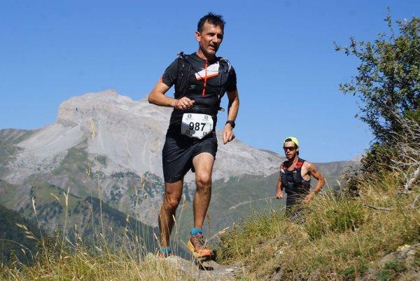 Ubaye Trail Salomon 2020 (Barcelonnette, 04) - 1300 concurrents classés