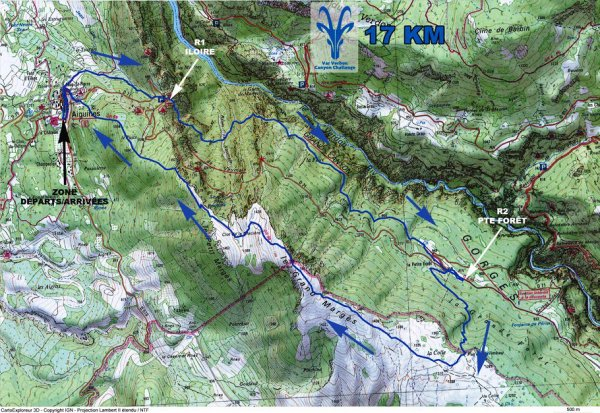 Var Verdon Canyon Challenge 2020 (Aiguines, Var) - Baptiste Bonhomme 3ème