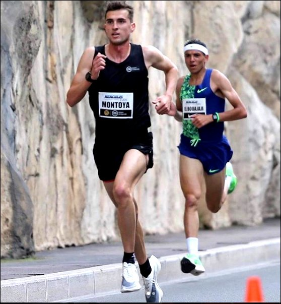 "10 km de la ""Cursa dels Nassos"" 2020 (Barcelone) - Raphaël Montoya 4ème en 28'18"""