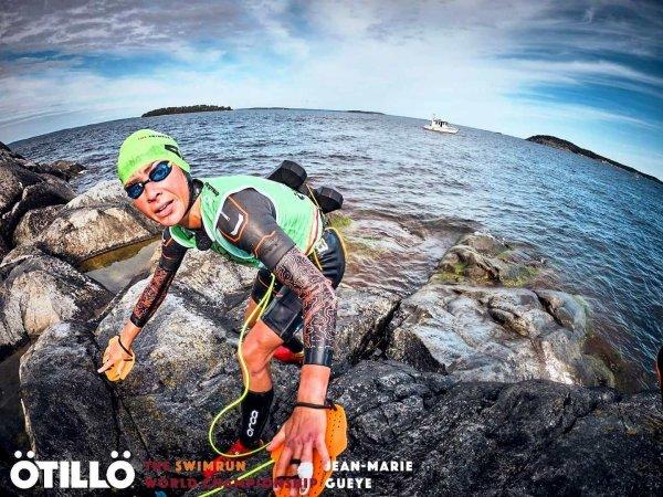 Mondiaux de Swimrun 2021 (ÖTILLÖ, Suède) - Christel Robin 8ème en duo mixte