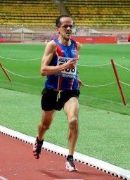 France de Semi-Marathon 2021 (Sables d'Olonnes) - Karim Belkhadem 2ème Master 2