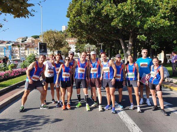 Semi, 10 km, 5 km Cannes 2021 - Top 10 pour Hanane et Céline, Karim 1er Master 3