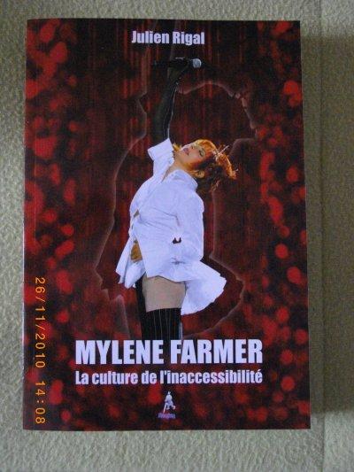 Livre Mylène Farmer de Julien Rigal