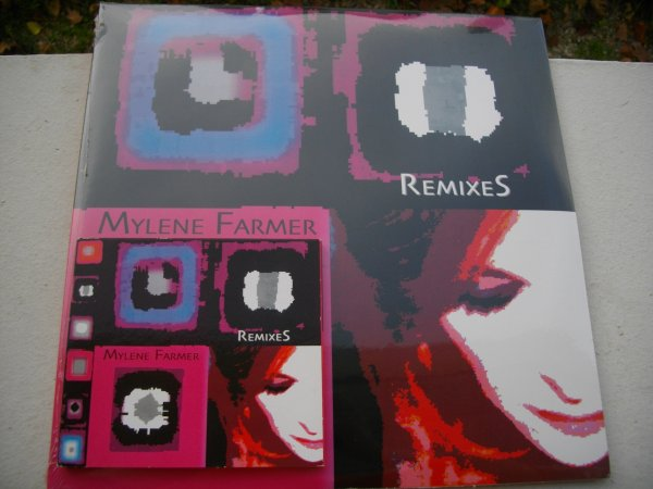 "Supports Album ""RemixeS"""
