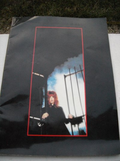 Programme concert 1989
