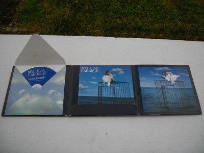"CD Digipack Album ""Innamoramento"" Edition limitée"