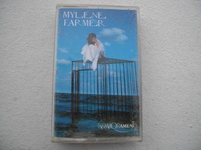 """Cassette audio Album """"Innamoramento"""""""