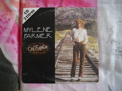 CD single California