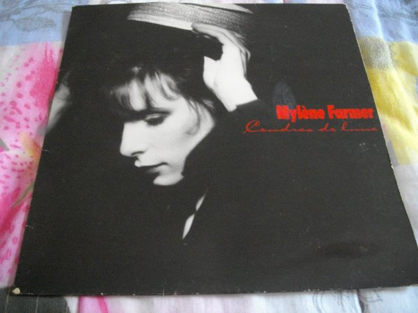 Vinyle 33 tours 2nd pressage Cendres de Lune