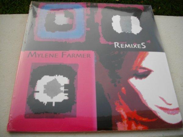 Double 33 Tours RemixeS