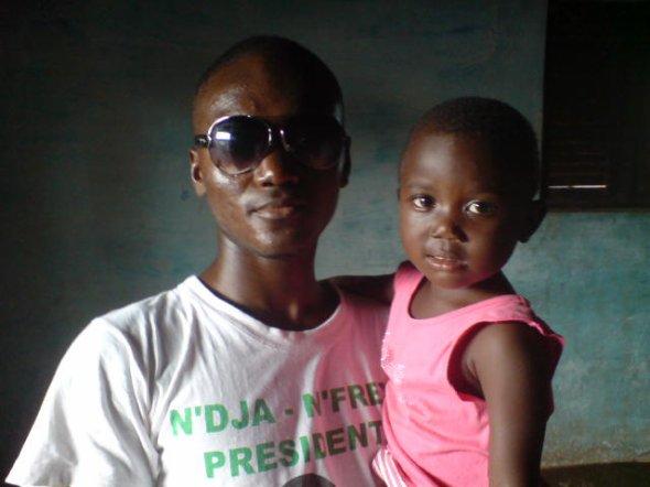 moi et ma nièce