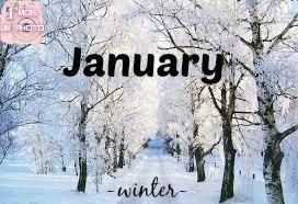 1 mois une photo/ Janvier