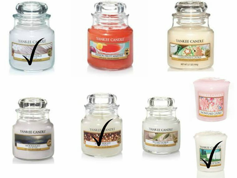 Wishlist Yankee Candle •2•