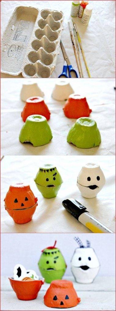 🎃 {Le mois de la peur} Recettes faciles et rapides pour Halloween 👻