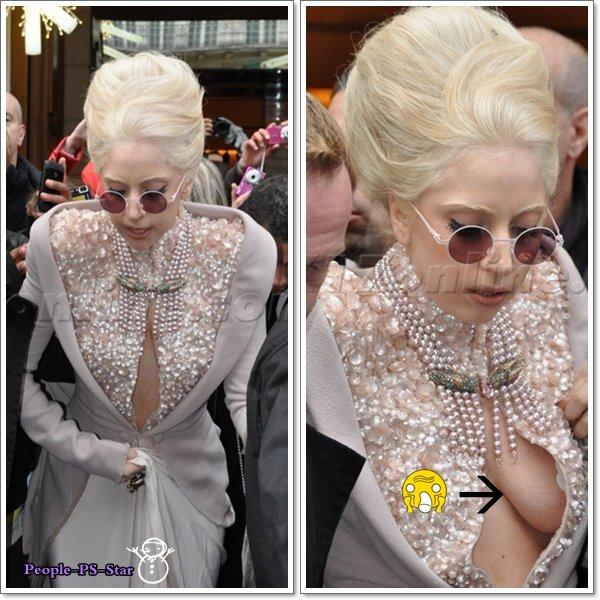 Lady Gaga devrait être nommé pour un prix SAG