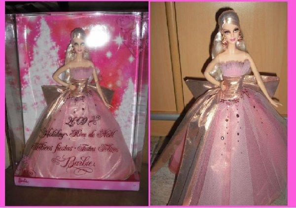 Barbie reve de noel beauty barbie - Barbie de noel 2012 ...