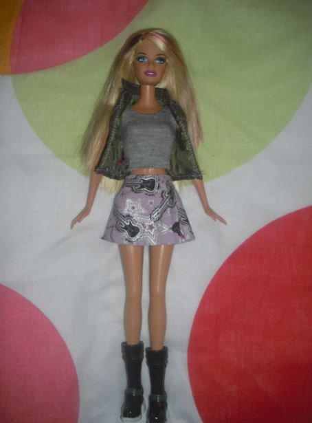 la barbie rock'n'roll