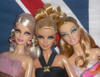 my barbie doll ...