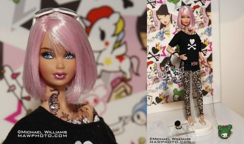Barbie for 2011 ^^ !