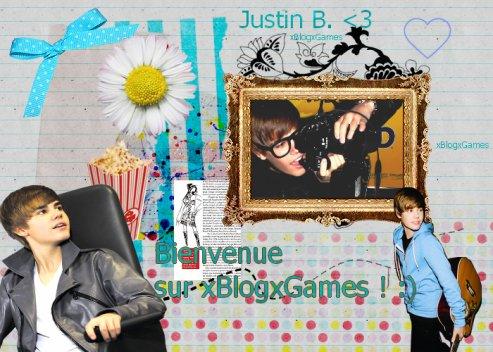 xBlogxGames vous souhaite la bienvenue ! :) ♥