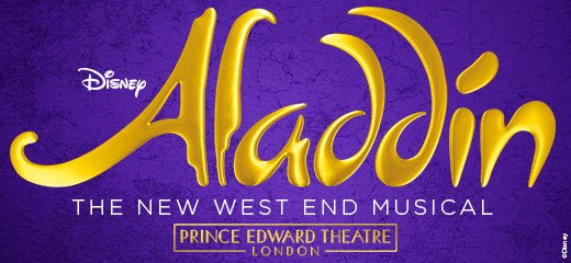 The mesmerizing London show,Aladdin The Musical