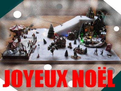 Joyeux noël et bonne année 2012!!