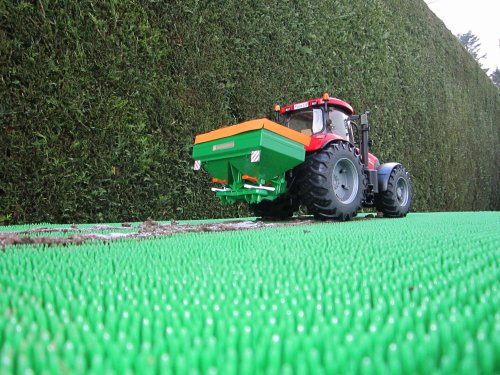Apports d'azote sur les blés . . . !