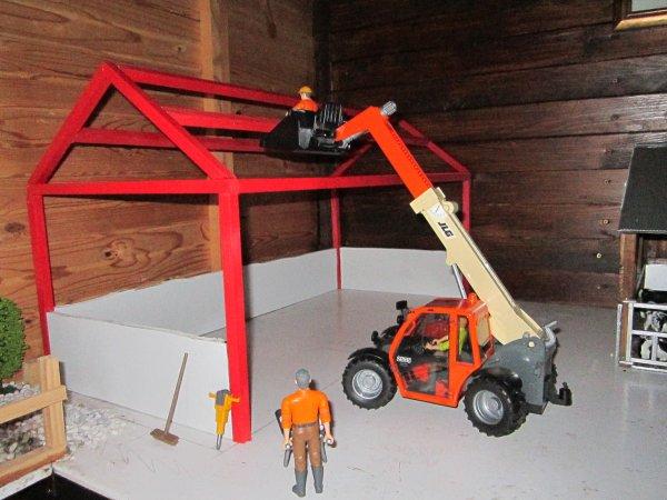 Construction stabulation !!
