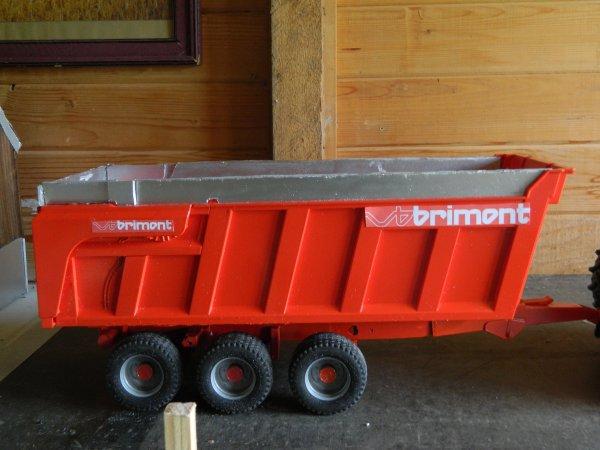 Fin de la Brimont !