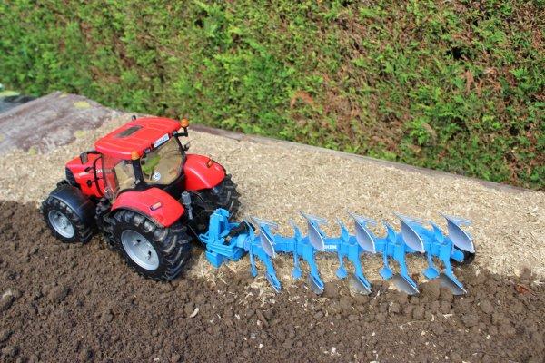Labour pour semis de blé !