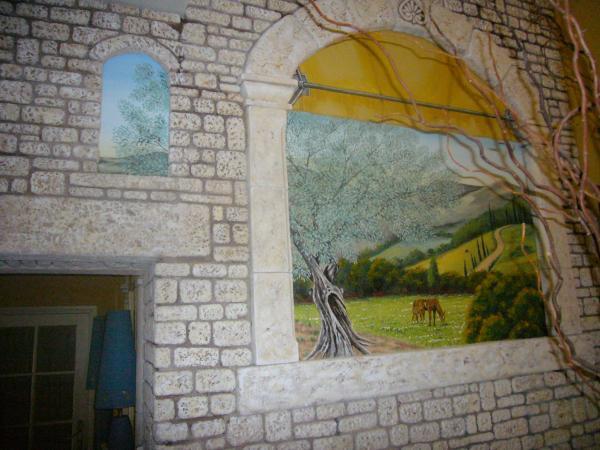 Blog de deco peint bois page 7 d co int rieure for Fausses pierres murales