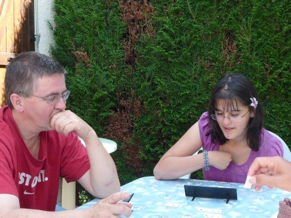 titcoeur et sa fille olivia chez brigitte