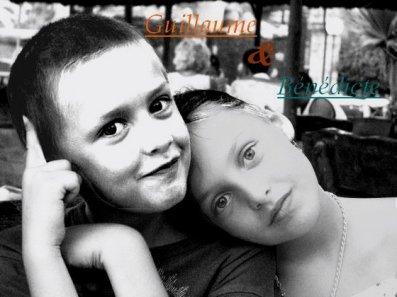 mon frère & ma soeur