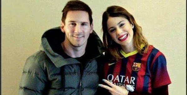 Martina et Messi