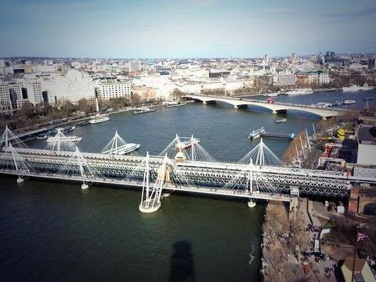 tini est a LONDRES !!!!