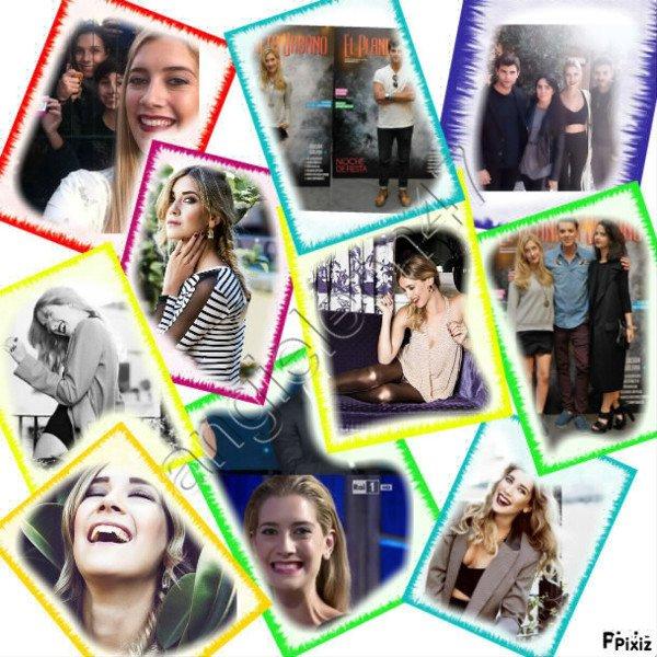 I saluti di  Clara  Alonso clari photoshoot!♥