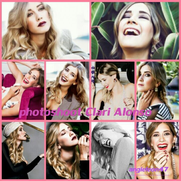 Divers Photoshoot  de Clara Alonso