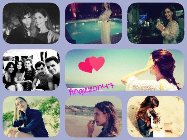 Dielarie  la plage /Photoshoot Diego /news photos du couple