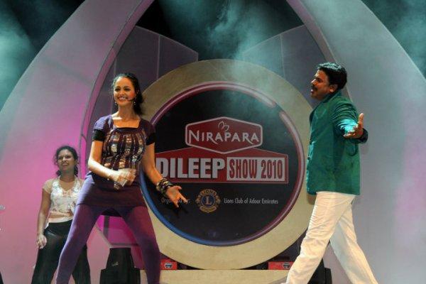 Dileep And Bhavana