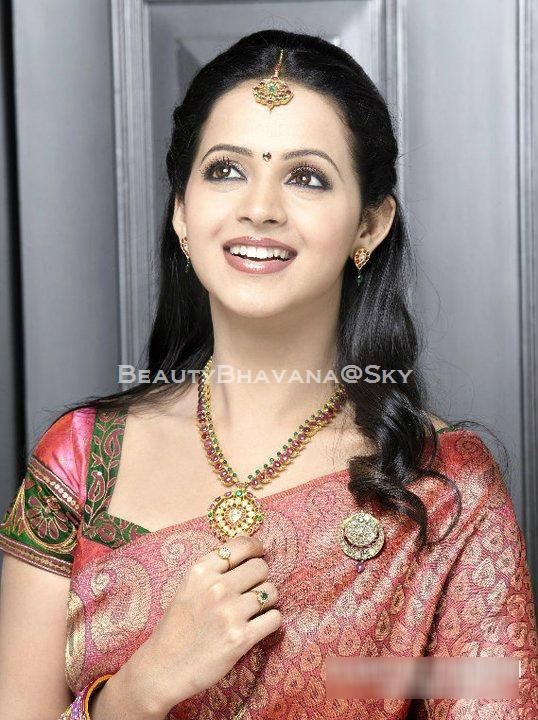 Bhavana saree pics beautybhavanas blog bhavana saree pics altavistaventures Gallery